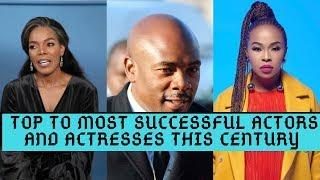 TOP 10: Most successful Actors and Actresses this century| Their ages| and acting experience