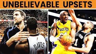 Top 10 Biggest UPSETS In Recent NBA History