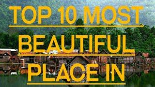 || Top 10 Most Beautiful Place In Assam || R Creation