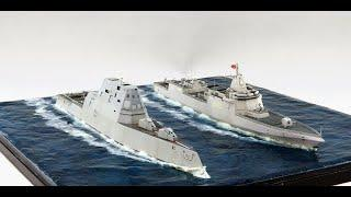 Top 10 Most Powerful Destroyers In the World 2020