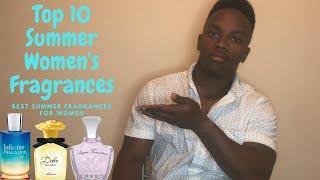 Top 10 Summer WOMEN'S Fragrances For 2020 | Best Women's Perfumes