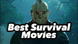 Top 10 Greatest Survival Movies Of All Time 2019