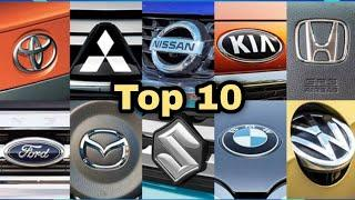 Top 10 Richest Automobile Companies in The Earth 2021..