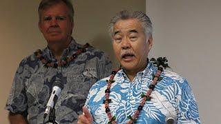 Hawaii Gov. Ige Speaks On Coronavirus Response | NBC News (Live Stream)