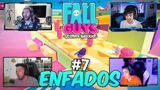 LLOROS Y ENFADOS TOP #7    FALL GUYS