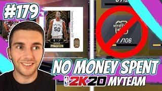NBA 2K20 MYTEAM NO MORE MOMENTS OF THE WEEK!! GALAXY OPAL DAVID ROBINSON?! | NO MONEY SPENT #179