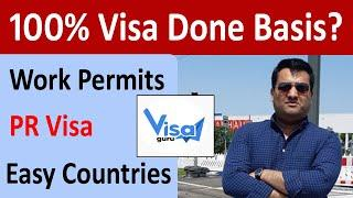 Top Visa and Immigration Countries in 2020 || Easy Work Visa and Permits