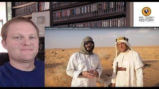 "A History Teacher Reacts | ""T.E. Lawrence of Arabia"" by Sabaton History"