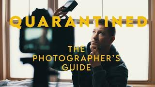 10 QUARANTINE IDEAS for Bored PHOTOGRAPHERS | Tips & Tricks to Stay Productive
