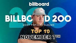 Billboard 200 Albums - November 7th, 2020 | Top 10 Albums Of The Week