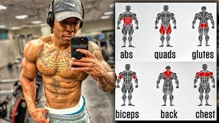 TOP 10 BEST BODYWEIGHT EXERCISES