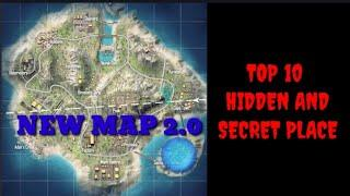 TOP 10 HIDDEN AND SECRET PLACE IN BERMUDA REMASTERED GARENA FREE FIRE PARA SAMSUNG A3,A4,A5,A8,A9