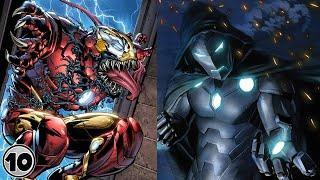 Top 10 Dark Alternate Versions Of Iron Man