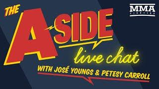 The A-Side Live Chat: UFC 249 postponement, fighter reactions, Dana White's Fight Island, more