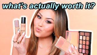 makeup that's actually worth your money (high end + drugstore) | Roxette Arisa
