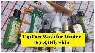 Top 10 Face Wash for Winter | Dry & Oily Skin Glow Face Wash- Preeti Pranav