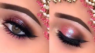 Kashee's Inspired Eye Makeup look