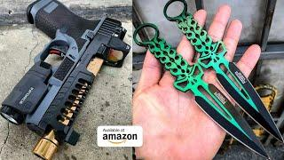 Top 20 Survival Gadgets Available on Amazon | Gadgets Under 500 Rupees to Rs1000, Rs5K