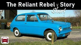 The Reliant Rebel Short Story