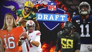 2021 First Round NFL Mock Draft