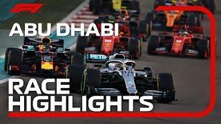 2019 Abu Dhabi Grand Prix: Race Highlights