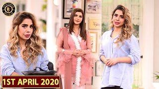 Good Morning Pakistan - 1st April 2020 - Top Pakistani Show