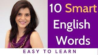 10 Daily Use Smart English Words with Meaning | Improve Your English Vocabulary | ChetChat