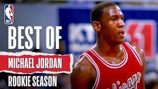 Best Of Michael Jordan's Rookie Season   The Jordan Vault