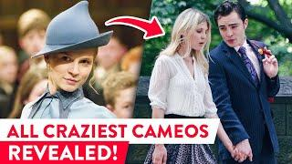 Top 10 Stars You Forgot Were on Gossip Girl  ⭐ OSSA