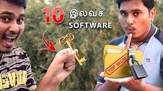 10  இலவச Laptop Software | 10 Useful Windows Apps & Software to Use in 2021 | Top 10 Tamil