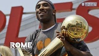 Tim Grover Talks Kobe Bryant's Relationship With Michael Jordan | The Jim Rome Show