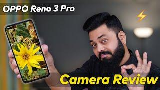 OPPO Reno 3 Pro Full Camera Review ⚡⚡⚡108MP Camera,20X Zoom,Dual 44MP Selfie And More