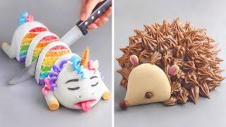 Amazing Cake Decorating Ideas Compilation For Party | Perfect Cake Tutorials | Yummy Cake Recipes