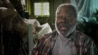 Frankie Faison Talks Playing William Matheson on The Grudge