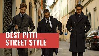 10 Best Pitti Uomo Street Style Looks | Fashion Trends 2020 Men