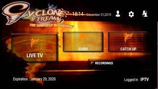 Cyclone Streams IPTV Service ENJOY ALL TOP CHANNELS SPORT, MOVIES, SERIES AND MORE BEST CHANNELS