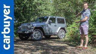 Jeep Wrangler 2-door 2020 in-depth review - Carbuyer