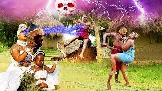 The Bloody War Between The Little Snake Deity And The Merciless Virgin Warrior - African 2020 Movies
