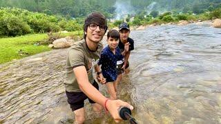 River Crossing With Piyush And Sahil
