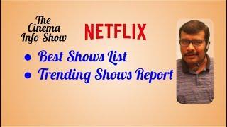 Netflix Trending India List Report In Telugu | Top Best Shows List  | Mr. B