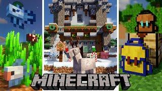 Top 10 Minecraft Mods Of The Week | Christmas Spirit, Conjuring, Sophisticated Backpacks & More!