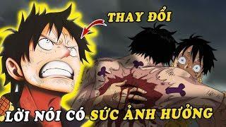 Những nhân vật có lời nói cuối cùng ảnh hưởng lớn nhất trong One Piece
