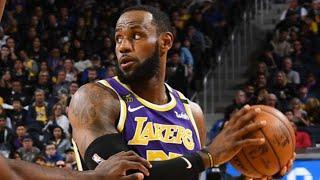 Los Angeles Lakers vs Golden State Warriors Full Game Highlights | February 8, 2019-20 NBA Season