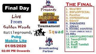 The Final Rules and I'd password timing | Congratulations to finalists | Finalists Points table