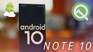 One UI 2: What's new with Android 10 on the Samsung Galaxy Note 10!