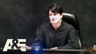 Court Cam: Judge Put on Trial for Threatening Children in Open Court | A&E