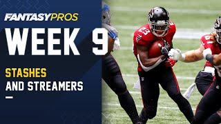 Top 10 Players to STASH & STREAM for Week 9 and Beyond (2020 Fantasy Football)