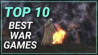 Top 10 Strategy War Games For PC || Fps War Games || Best War Strategy Games PC 2020