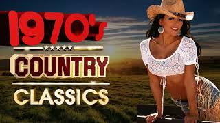 Best Classic Country Songs Of 1970s -  Top 70s Country Music -  Greatest Old Country