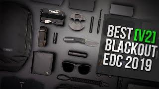 What's In My Pockets Ep. 18 - Best Blackout EDC (Everyday Carry) of 2019